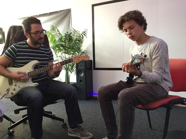 gitaarles breda